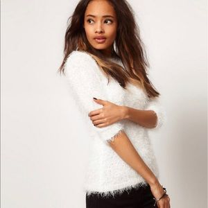 Fuzzy ASOS Sweater